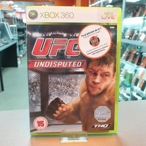 UFC 2009 Undisputed - Joc Xbox 360