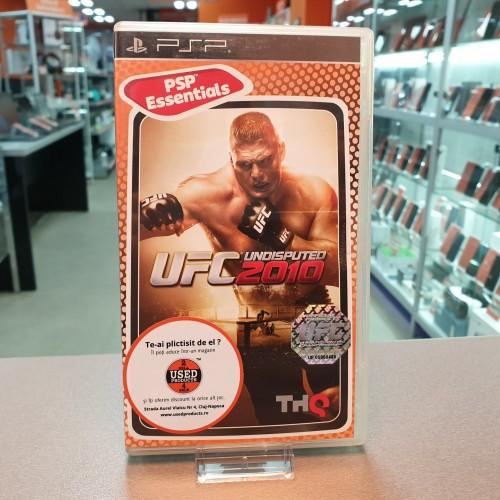 UFC Undisputed 2010 - Joc PSP