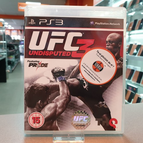 UFC Undisputed 3 - Joc PS3