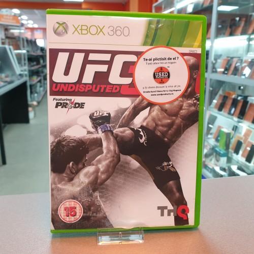 UFC Undisputed 3 - Joc Xbox 360