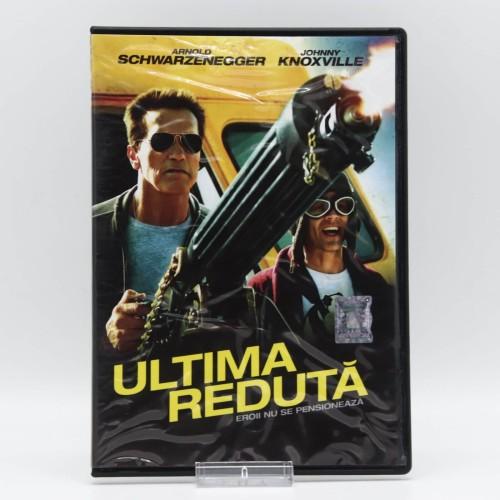 Ultima Reduta / The Last Stand - Filme DVD