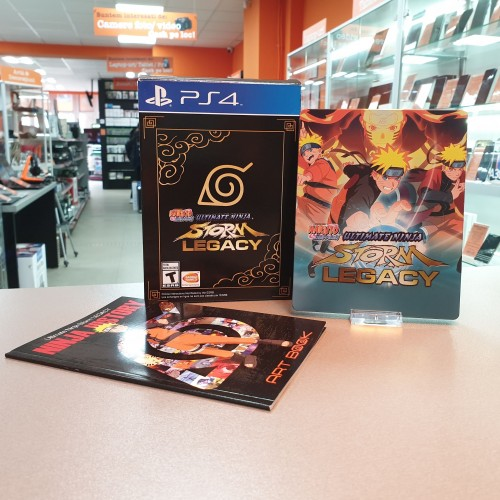 Ultimate Ninja Storm - Legacy - Joc PS4