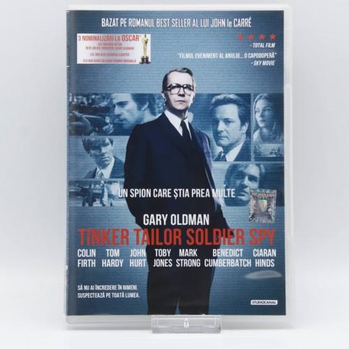 Un Spion Care Stia Prea Multe / Tinker Tailor Soldier Spy - Filme DVD