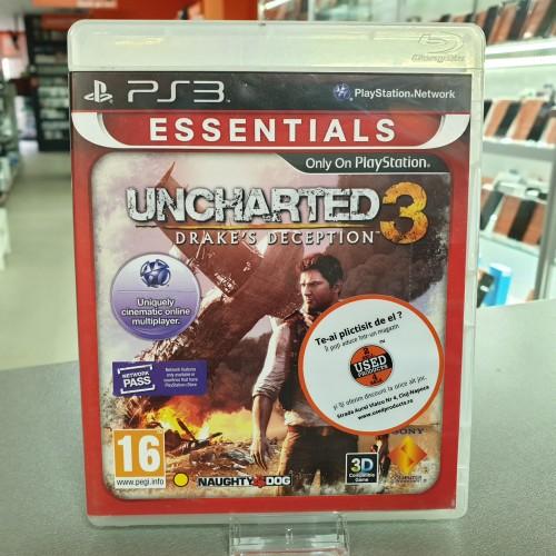 Uncharted 3 Drake's Deception - Joc PS3