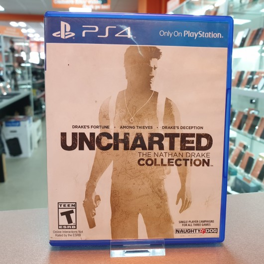 Uncharted : The Nathan Drake Collection - Joc PS4