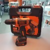 Masina de insurubat Black & Decker 10.8V Li-Ion BDCDD12K1