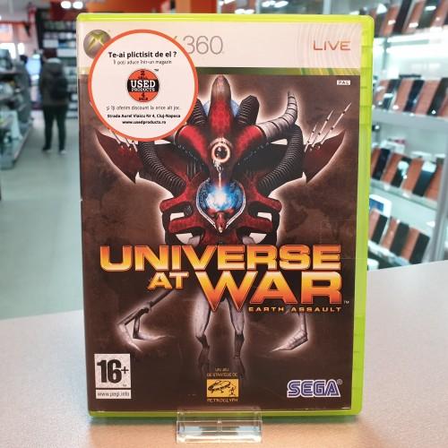 Universe at War - Joc Xbox 360