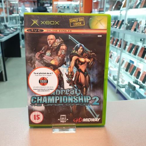 Unreal Championship 2 The Liandri Conflict - Joc Xbox Classic