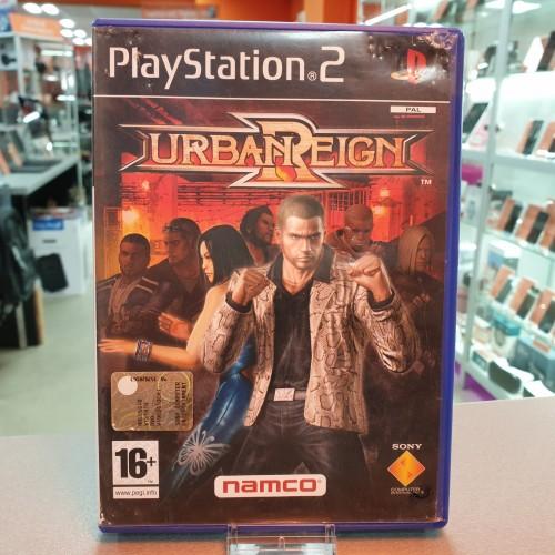 Urban Reign - Joc PS2
