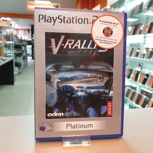 V-Rally 3 - Joc PS2