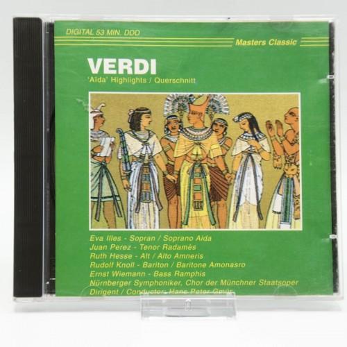 Verdi AIDA Highlights - CD Muzica