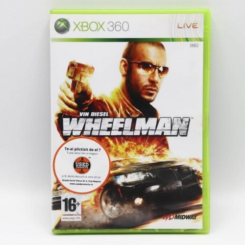 Vin Diesel Wheelman - Joc Xbox 360