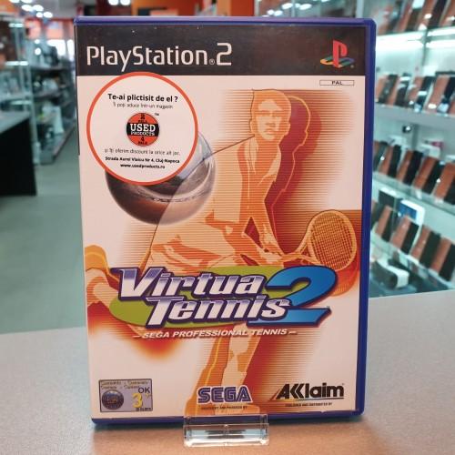 Virtua Tennis 2 - Joc PS2
