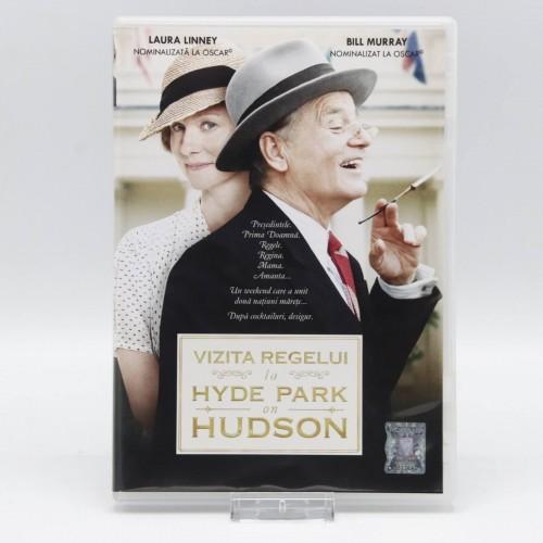 Vizita Regelui la Hyde Park on Hudson - DVD Filme