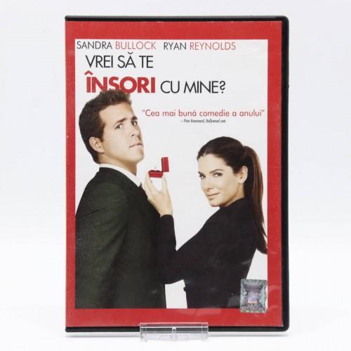Vrei sa te Insori cu Mine? / The Proposal - Filme DVD