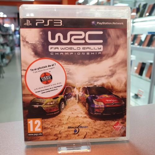 WRC - FIA World Rally Championship - Joc PS3