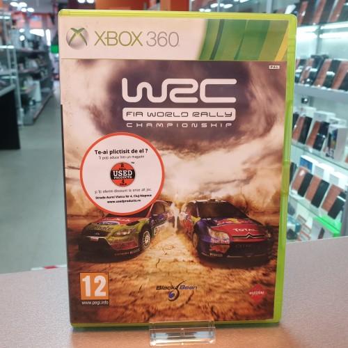 WRC FIA World Rally Championship - Joc Xbox 360