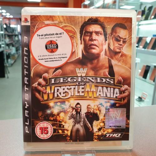 WWE Legends Of WrestleMania - Joc PS3