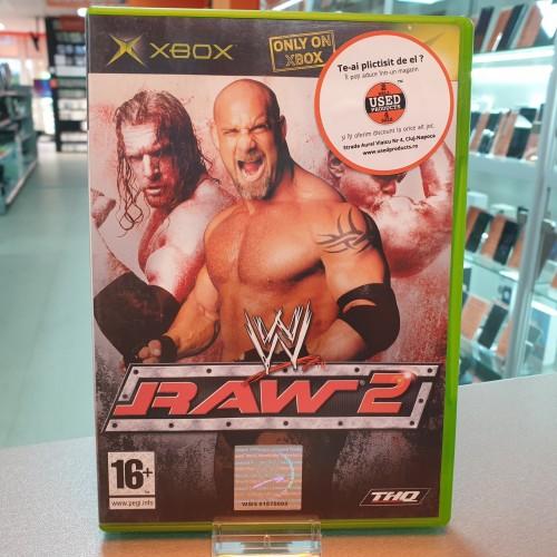 WWE Raw 2 - Joc Xbox Classic