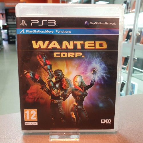 Wanted Corp - Joc PS3