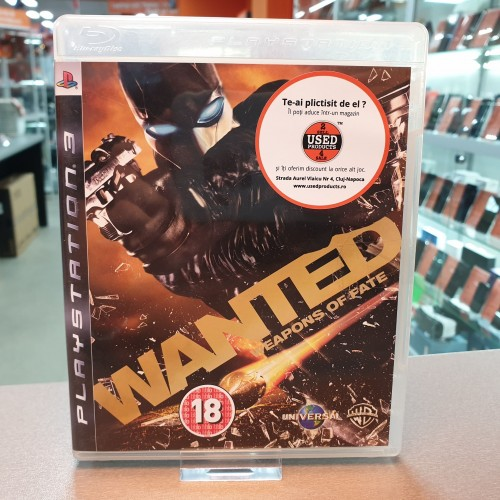 Wanted Weapons of Fate - Joc PS3