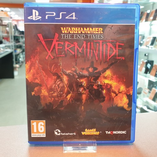 Warhammer The End Times Vermintide - Joc PS4