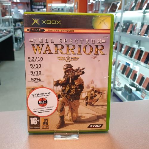 Warrior Full Spectrum - Joc Xbox Classic