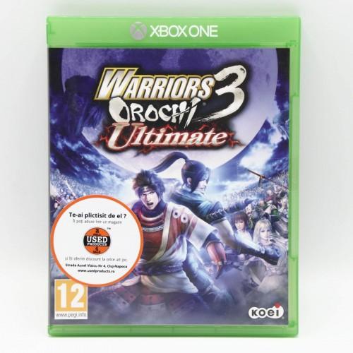 Warriors Orochi 3 - Joc Xbox ONE
