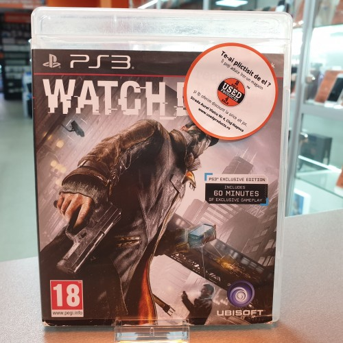 Watch Dogs - Joc PS3