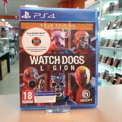 Watch Dogs Legion - Joc PS4