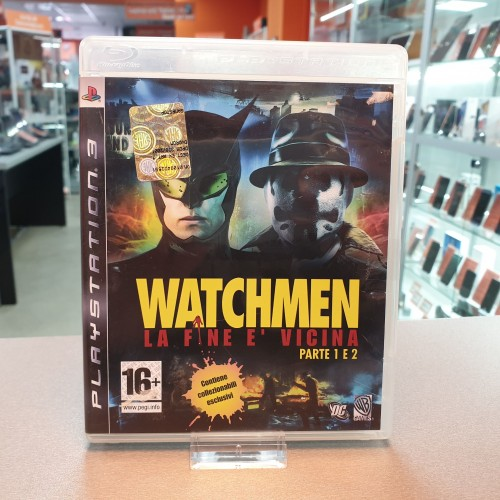 Watchmen - Joc PS3