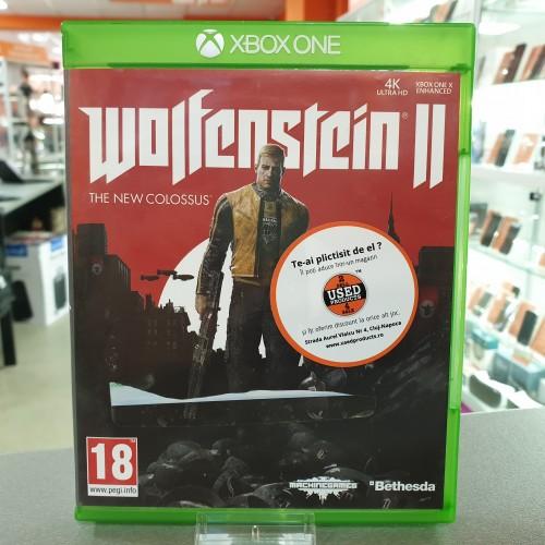 Wolfenstein II - The New Colossus - Joc Xbox ONE
