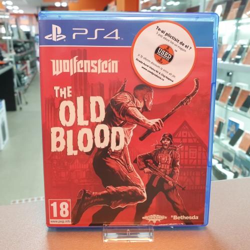 Wolfenstein The Old Blood - Joc PS4