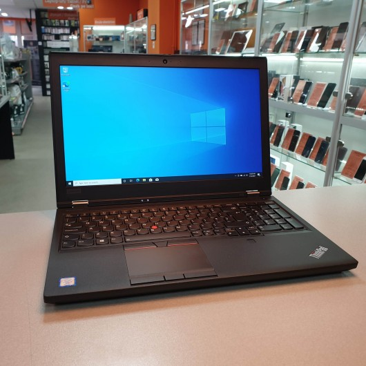 WorkStation Lenovo ThinkPad P53 - i7 9850H, 64 Gb RAM, SSD 1 Tb, Quadro RTX 3000 6 Gb