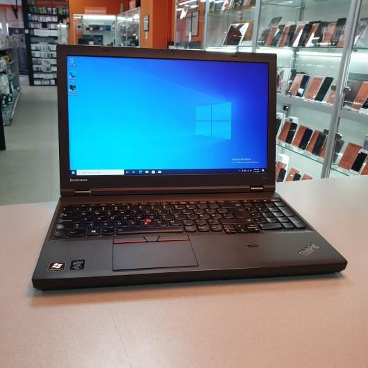 WorkStation Lenovo ThinkPad W541 - i7 4810 MQ, 16 Gb RAM, SSD 500 Gb, Quadro K2100M 2 Gb