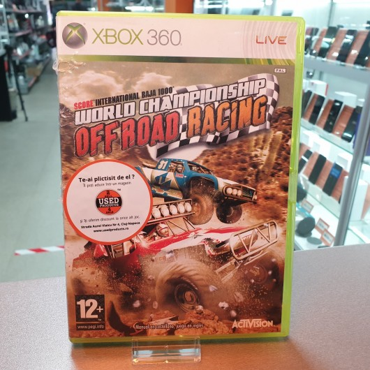 World Championship Off Road Racing - Joc Xbox 360