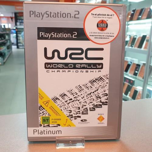 World Rally Championship - Joc PS2
