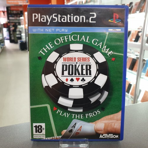 World Series of Poker - Joc PS2