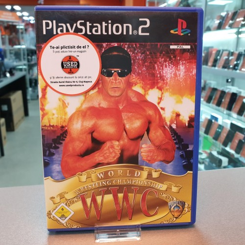 World Wrestling Championship - Joc PS2