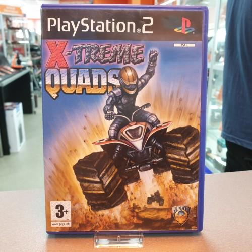 X-Treme Quads - Joc PS2