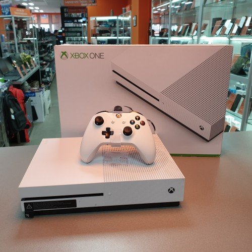 Consola Xbox One S 500Gb + Controller