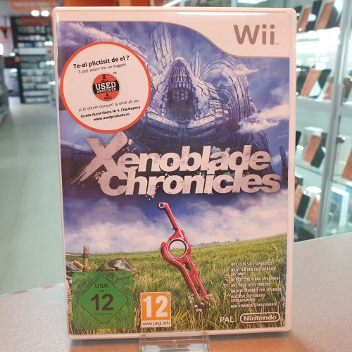 Xenoblade Chronicles - Joc Wii