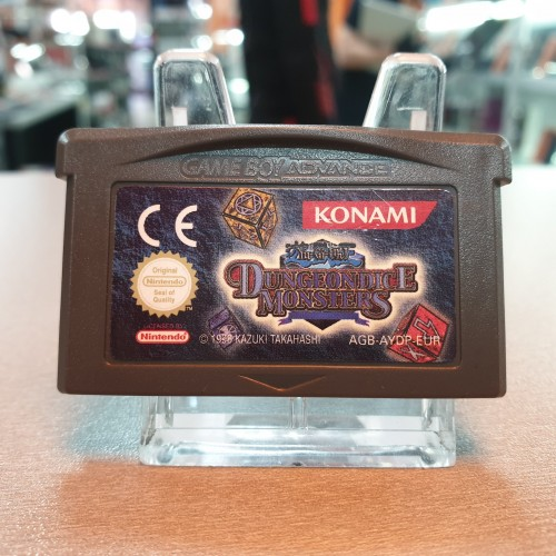 YU-GI-OH! Dungeon Dice Monsters - Joc Gameboy Advance