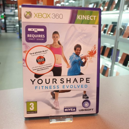Your Shape Fitness Evolved - Joc Xbox 360