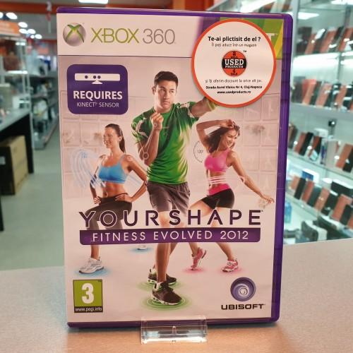 Your Shape Fitness Evolved 2012 - Joc Xbox 360