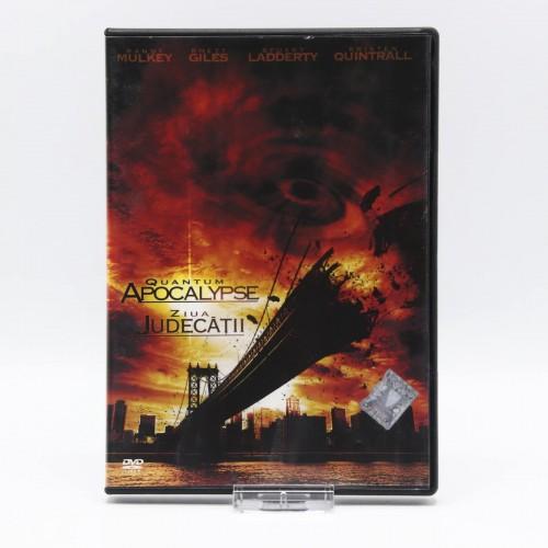 Ziua Judecatii / Quantum Apocalypse - Filme DVD