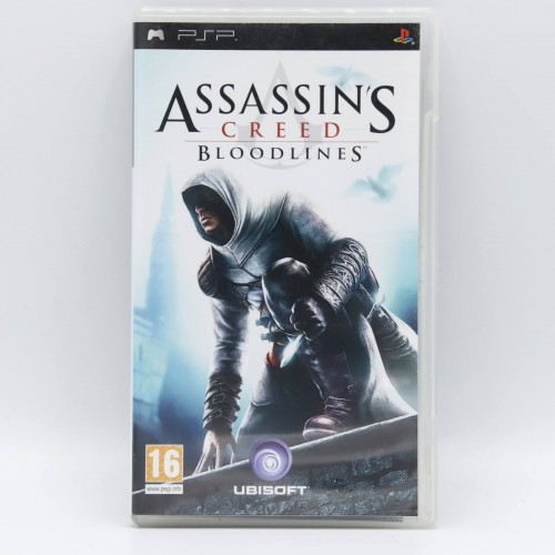 Assassin's Creed Bloodlines - Joc PSP