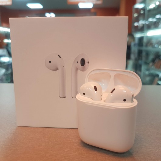 Casti Apple AirPods Gen 1 - A1523