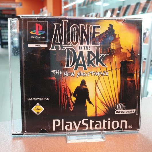 Alone in the Dark The New Nightmare - Joc PS1