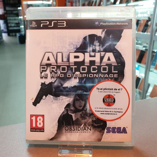 Alpha Protocol - Joc PS3